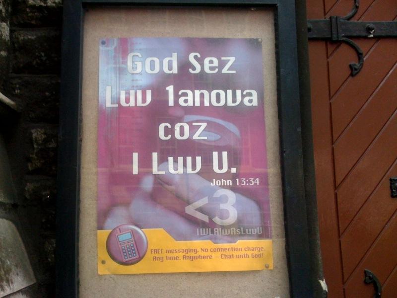 god-sez
