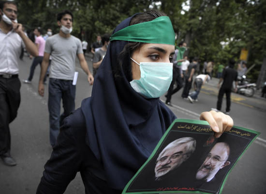 TEHRAN, DAY 4: HOT GIRLS ON THE MARCH | Tripping Along The Ledge