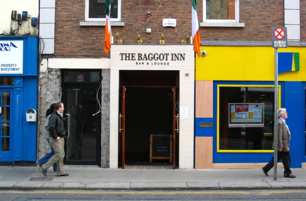 the baggot inn