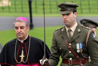 Apostolic Nuncio to Ireland Archbishop Giuseppe Leanza