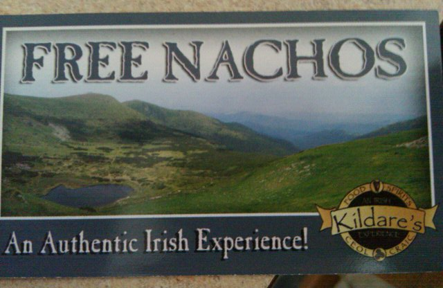 free nachos