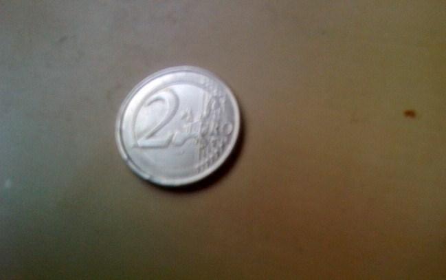 fake two euro