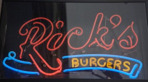 ricks burgers