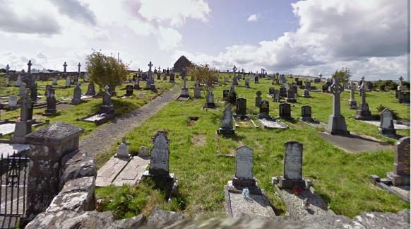 aghamore graveyard