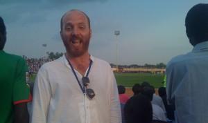 South Sudan v Kenya friendly