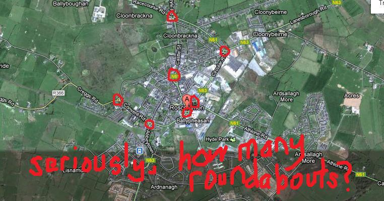 roscommon roundabouts